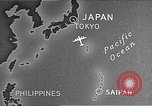 Image of Tokyo bombings Tokyo Japan, 1944, second 9 stock footage video 65675069995