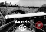 Image of train wreck Austria, 1952, second 1 stock footage video 65675070001