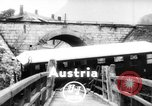 Image of train wreck Austria, 1952, second 3 stock footage video 65675070001