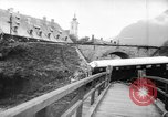 Image of train wreck Austria, 1952, second 4 stock footage video 65675070001