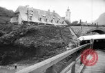 Image of train wreck Austria, 1952, second 5 stock footage video 65675070001