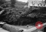 Image of train wreck Austria, 1952, second 7 stock footage video 65675070001