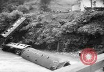 Image of train wreck Austria, 1952, second 8 stock footage video 65675070001