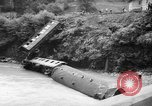 Image of train wreck Austria, 1952, second 10 stock footage video 65675070001