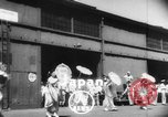 Image of welcome dance Japan, 1952, second 3 stock footage video 65675070002