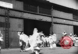 Image of welcome dance Japan, 1952, second 4 stock footage video 65675070002