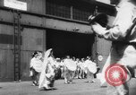 Image of welcome dance Japan, 1952, second 5 stock footage video 65675070002