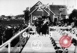 Image of King Christian X Greenland, 1952, second 3 stock footage video 65675070004