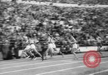 Image of Olympic records Helsinki Finland, 1952, second 11 stock footage video 65675070005