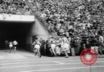 Image of Olympic records Helsinki Finland, 1952, second 12 stock footage video 65675070005