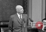 Image of Dwight Eisenhower Washington DC USA, 1958, second 5 stock footage video 65675070007