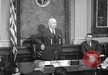 Image of Dwight Eisenhower Washington DC USA, 1959, second 2 stock footage video 65675070009