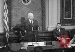 Image of Dwight Eisenhower Washington DC USA, 1959, second 4 stock footage video 65675070009