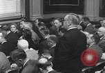 Image of Dwight Eisenhower Washington DC USA, 1959, second 8 stock footage video 65675070009