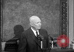 Image of Dwight Eisenhower Washington DC USA, 1959, second 2 stock footage video 65675070010