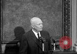 Image of Dwight Eisenhower Washington DC USA, 1959, second 4 stock footage video 65675070010
