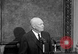 Image of Dwight Eisenhower Washington DC USA, 1959, second 5 stock footage video 65675070010
