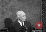 Image of Dwight Eisenhower Washington DC USA, 1959, second 6 stock footage video 65675070010