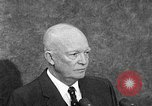 Image of Dwight Eisenhower Washington DC USA, 1959, second 8 stock footage video 65675070010