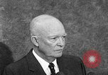 Image of Dwight Eisenhower Washington DC USA, 1959, second 9 stock footage video 65675070010