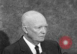 Image of Dwight Eisenhower Washington DC USA, 1959, second 10 stock footage video 65675070010
