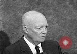 Image of Dwight Eisenhower Washington DC USA, 1959, second 11 stock footage video 65675070010