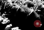 Image of Dwight Eisenhower speaks about Camp David Washington DC USA, 1959, second 4 stock footage video 65675070011