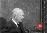 Image of Dwight Eisenhower Washington DC USA, 1959, second 1 stock footage video 65675070012