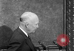 Image of Dwight Eisenhower Washington DC USA, 1959, second 2 stock footage video 65675070012