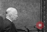 Image of Dwight Eisenhower Washington DC USA, 1959, second 3 stock footage video 65675070012
