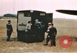 Image of Wounded air crewmen of 351st Bomb Group Polebrook Northamptonshire England, 1943, second 8 stock footage video 65675070029