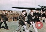 Image of 351st Bomb Group Military award ceremony England, 1943, second 12 stock footage video 65675070032