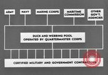 Image of Quartermaster Corps United States USA, 1943, second 6 stock footage video 65675070041