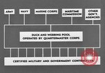 Image of Quartermaster Corps United States USA, 1943, second 11 stock footage video 65675070041
