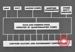 Image of Quartermaster Corps United States USA, 1943, second 12 stock footage video 65675070041