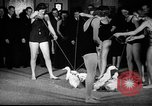 Image of duck racing Seattle Washington USA, 1939, second 11 stock footage video 65675070060