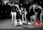 Image of duck racing Seattle Washington USA, 1939, second 12 stock footage video 65675070060