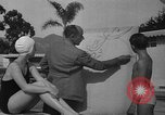 Image of Olympic diving coaching Santa Barbara California USA, 1939, second 9 stock footage video 65675070061