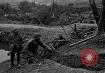 Image of American Army 77th Division Pacific campaign Ryukyu Islands, 1945, second 10 stock footage video 65675070071