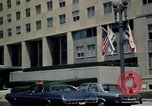 Image of Menachem Begin Washington DC USA, 1977, second 8 stock footage video 65675070074