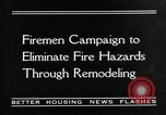 Image of fire campaign United States USA, 1935, second 5 stock footage video 65675070081