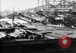 Image of 106th Engineers constructing a warehouse Brest France, 1918, second 1 stock footage video 65675070083