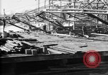 Image of 106th Engineers constructing a warehouse Brest France, 1918, second 3 stock footage video 65675070083