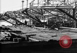 Image of 106th Engineers constructing a warehouse Brest France, 1918, second 5 stock footage video 65675070083