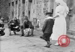 Image of adopted orphan children World War 1 Brest France, 1918, second 2 stock footage video 65675070087