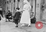 Image of adopted orphan children World War 1 Brest France, 1918, second 3 stock footage video 65675070087