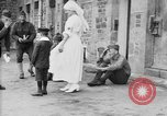 Image of adopted orphan children World War 1 Brest France, 1918, second 4 stock footage video 65675070087