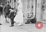 Image of adopted orphan children World War 1 Brest France, 1918, second 5 stock footage video 65675070087