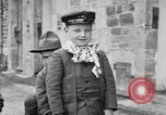 Image of adopted orphan children World War 1 Brest France, 1918, second 6 stock footage video 65675070087