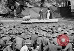 Image of American soldiers Brest France, 1918, second 9 stock footage video 65675070090
